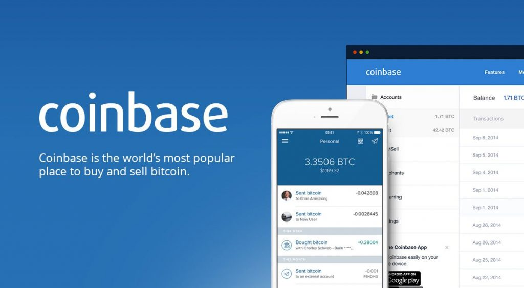 buy bitcoin coinbase